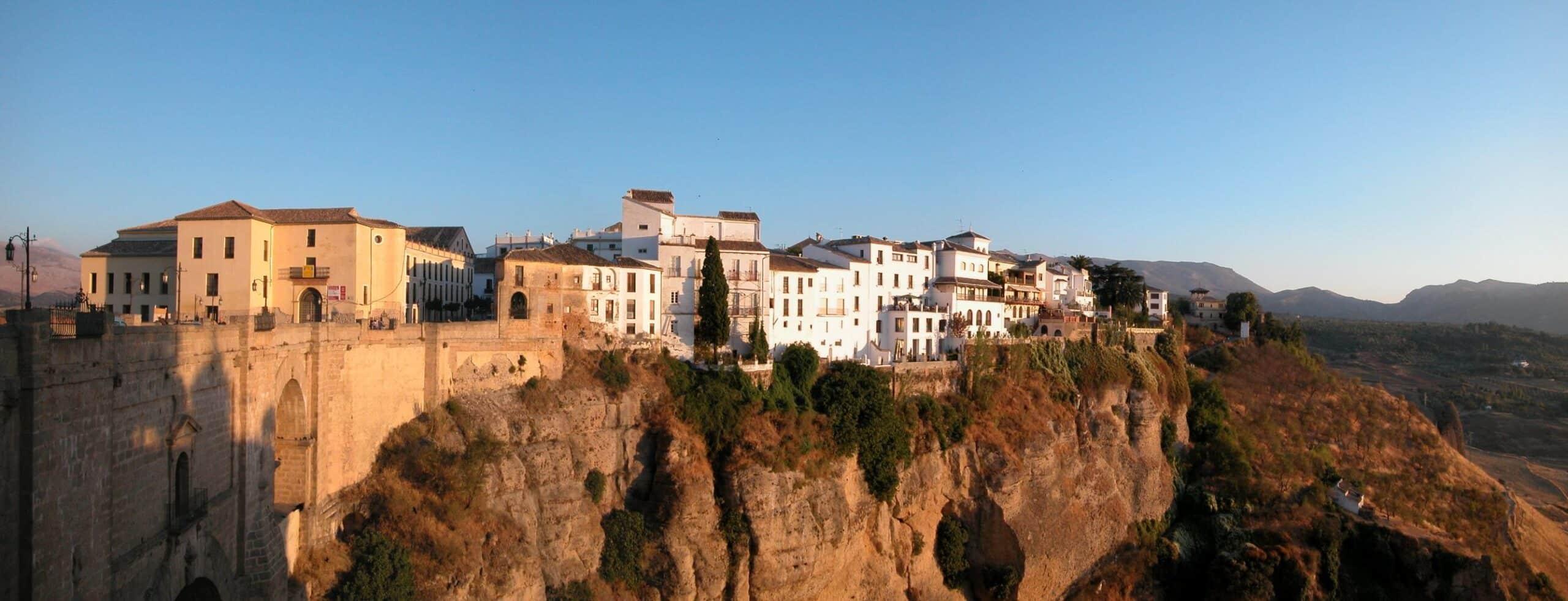 Rondreis Andalusie