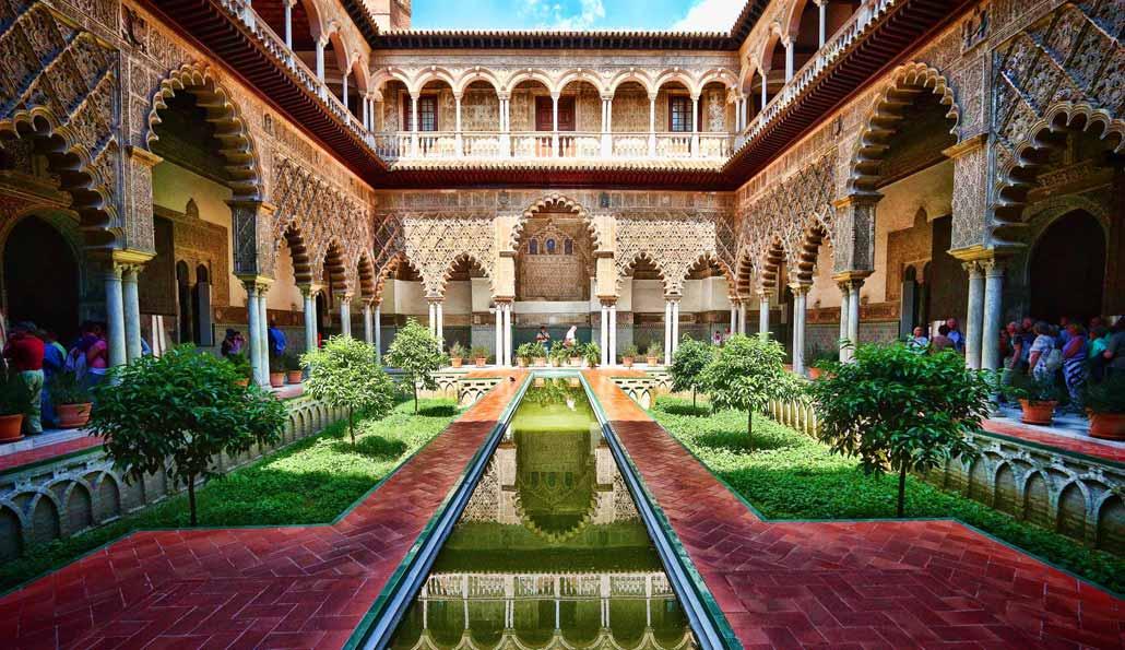 Alcázar Real Sevilla