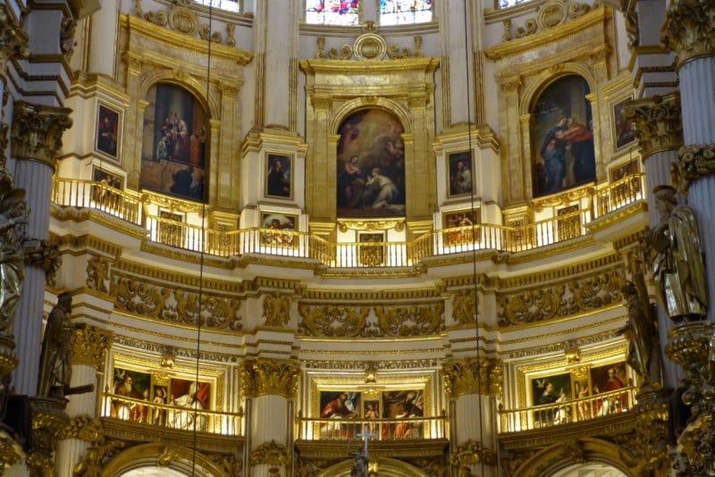 kathedraal Granada