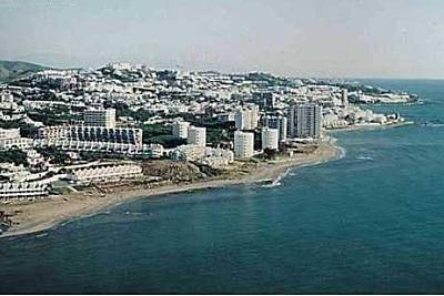 Mijas strand