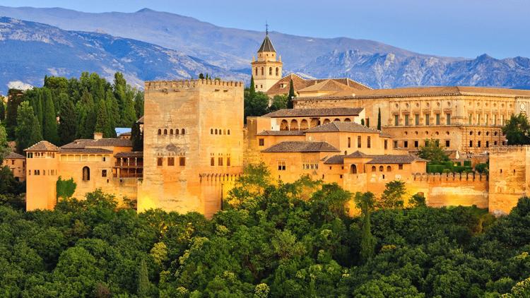 Rondreis door zuid-Spanje