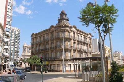 Almería stad