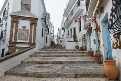 Frigiliana centrum