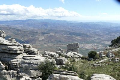 Antequera Andalusië