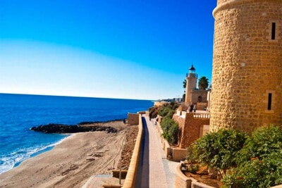 Roquetas de Mar Andalusië